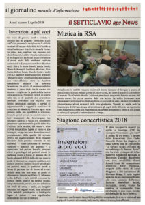 il SETTICLAVIO news